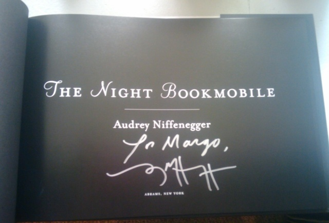 Audrey Niffenegger's The Night Bookmobile
