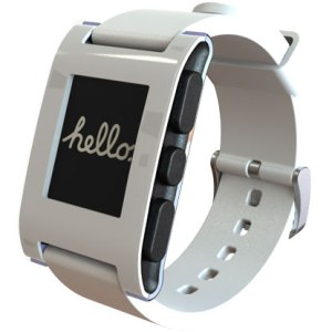 "The Pebble, in ""Arctic White"""