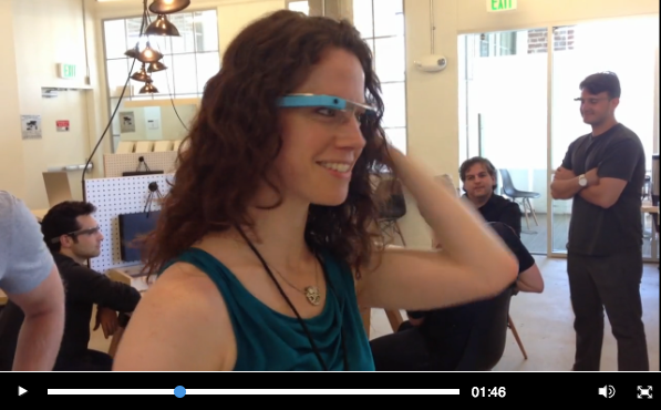 Google Glass through the eyes of an early adopter [LA Times]
